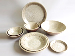 SAFU - porcelainware (*Recycled Clay)
