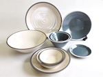 LINK - porcelainware (*Recycled Clay)