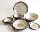 NEN-RIN - porcelainware (*Recycled Clay)
