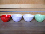 CEREAL BOWL,COLORED